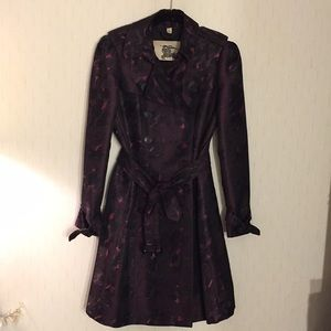 Authentic Burberry London Trench Coat NWT